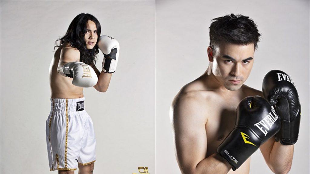 แน็ก ชาลี VS เจมส์ กิจเกษมจะขึ้นชกในรายการ 10 Fight 10 ซีซั่น 2