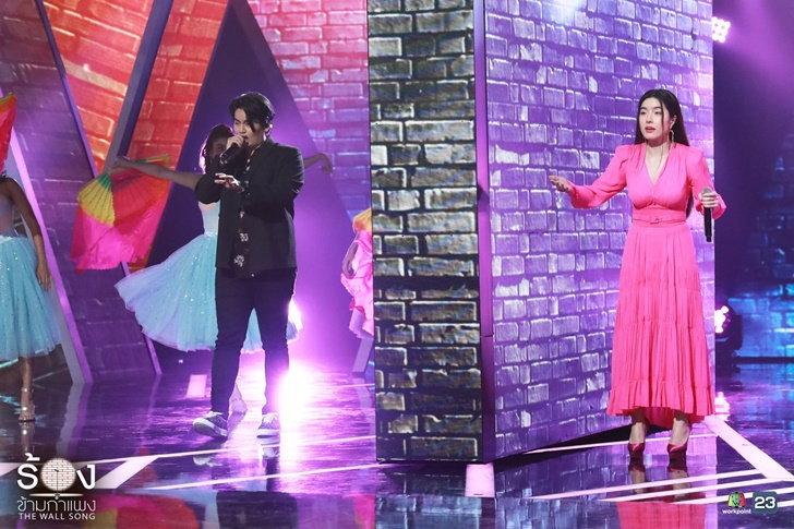 จียอน ร้องเพลง รายการนักร้องข้ามกำแพง