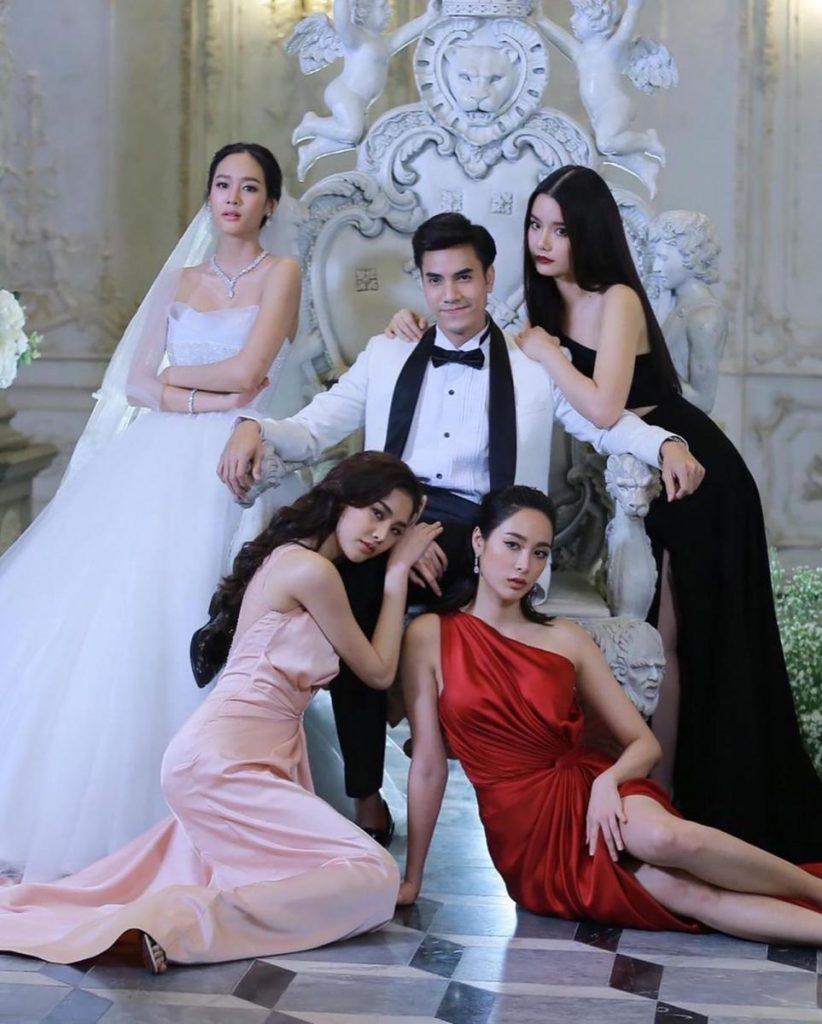 ละครเมียจำเป็น ละครไทย ช่อง 3