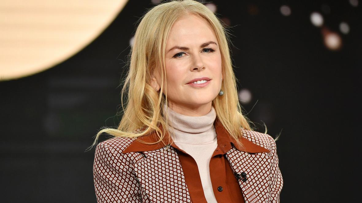 นิโคล คิดแมน นักแสดงชื่อดัง กับการกลัวของเธอ ในเรื่องนอร์ธแมน
