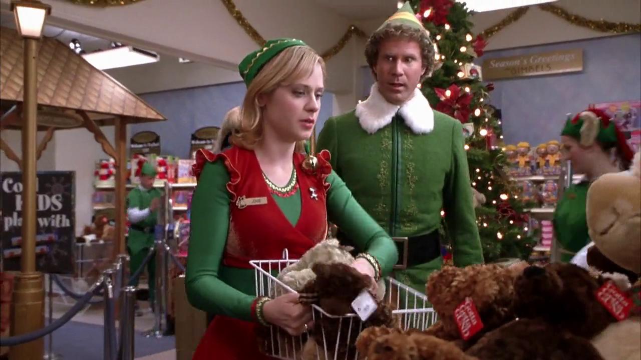ภาพยนต์เรื่องเอลฟ์ เรื่องราวที่เกี่ยวกับ วันคริสต์มาส ที่ไม่ได้ถูกยกย่องเกินจริง